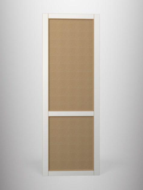 Obehandlad Shaker 3.2 (2 st ramar) med dekorspår